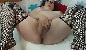 Madura Sexy Jugando