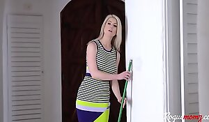 Mom Caught Brother and Sister Fucking, Will She Jopin Too- Kit Mercer and Lacy Lennon