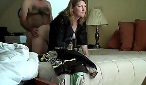 My mom is perfect slut fucking around the house