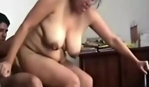 Desi indian mom fucked by her son   Milfmoza porn