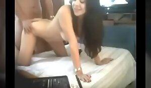 Innocent Indian girl got fucked in hotel