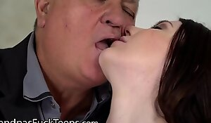Horny for My Mom's Step-Father!