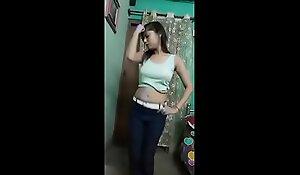 Cute Indian Girl Hawt Dance