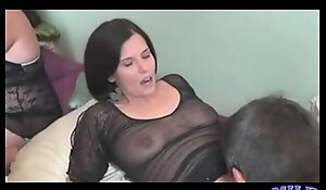 Dirty mummy arranged home sex party freepart1