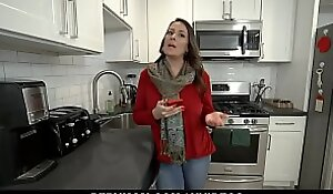 PervMom - Busty Mature Aunt Rides Her Step Nephew