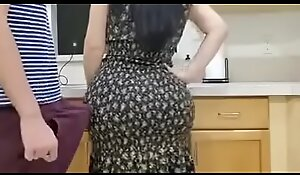 Huge ass and tits get fucked by huge cock